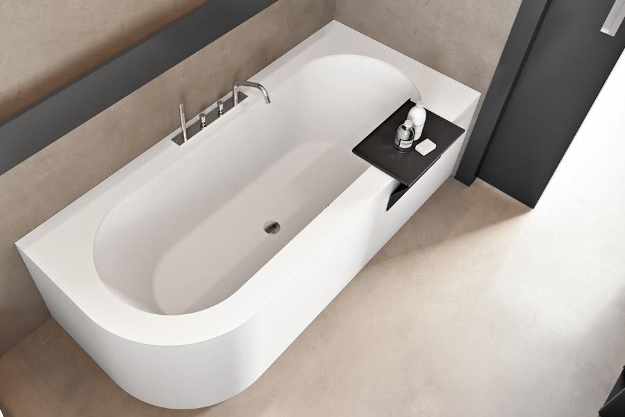 Vasca Da Bagno Angolare Dwg : Vasca da bagno ovale dwg vasche da bagno in korakril™ stile