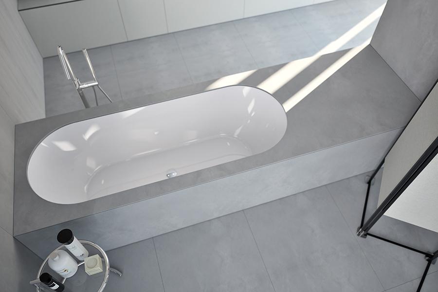 Dimensioni Vasca Da Bagno Libera Installazione : Sub tub whirlpool bath washbasin unit la vasca da bagno con